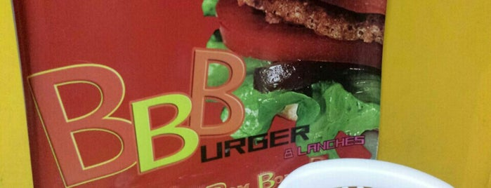 BBB Burger e Lanches is one of prefeitura.