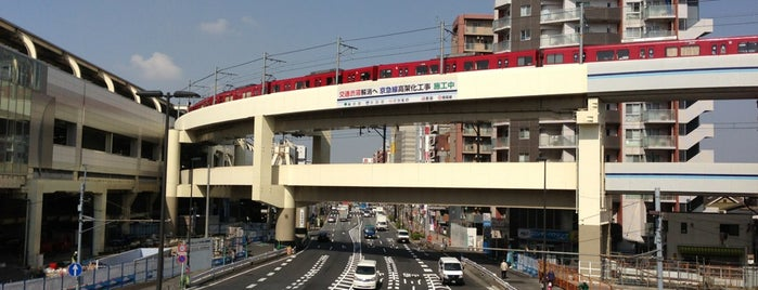 Keikyū Kamata Station (KK11) is one of สถานที่ที่ @ ถูกใจ.