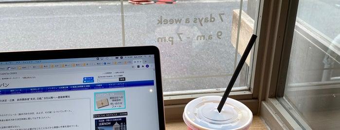 Dumbo Doughnuts and Coffee is one of สถานที่ที่ Jase ถูกใจ.