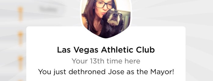 Las Vegas Athletic Club - East is one of Favorite Places.