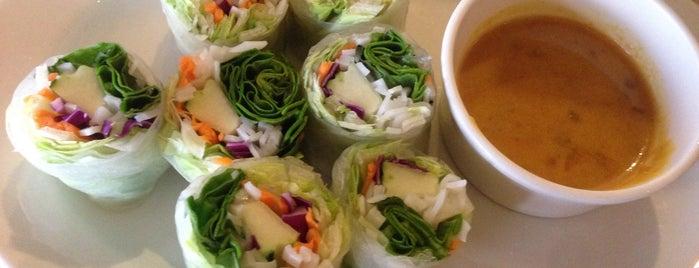 Kinnaree is one of Vegan dining in Las Vegas.
