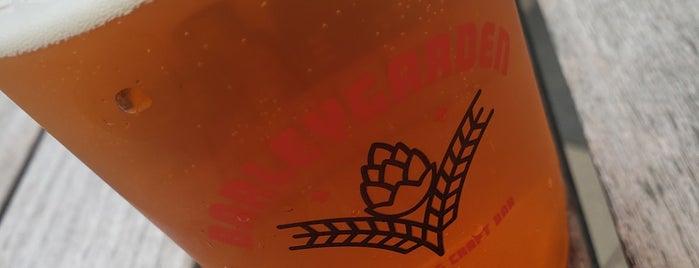 Barleygarden Avalon is one of ATL Nightlife Spots.
