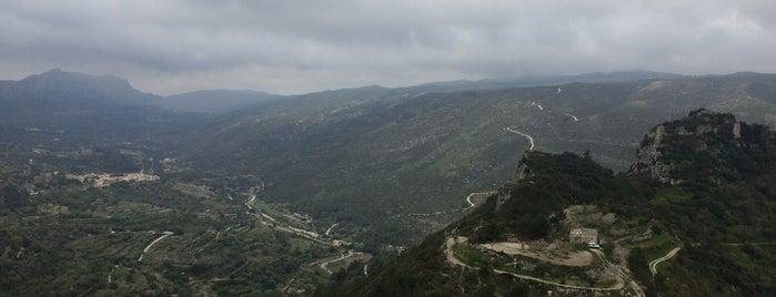 El Baret de La Vall is one of Menjar a la Marina Alta.