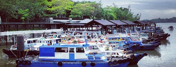Changi Point Ferry Terminal is one of Christine 님이 좋아한 장소.