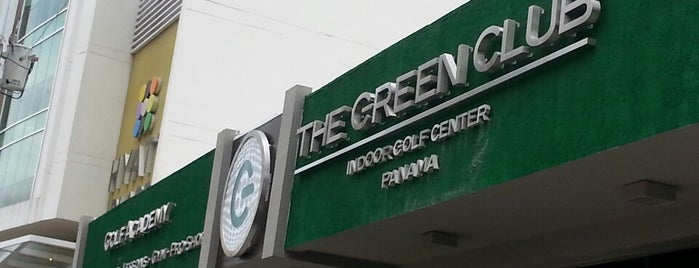 The Green Club is one of Locais curtidos por Joaquin.