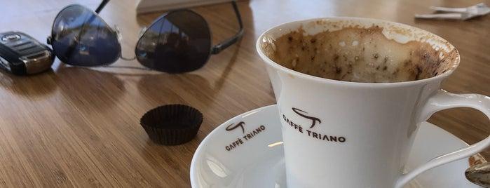 Caffe Triano Express is one of Lugares favoritos de R. Gizem.