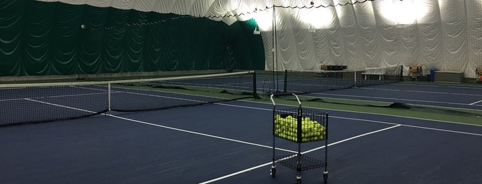 Yorkville Tennis Club is one of New York 2018.