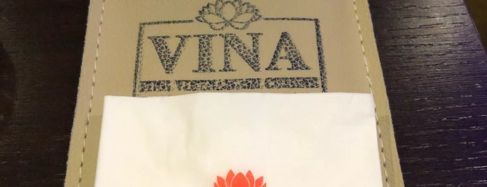 Vina is one of J : понравившиеся места.