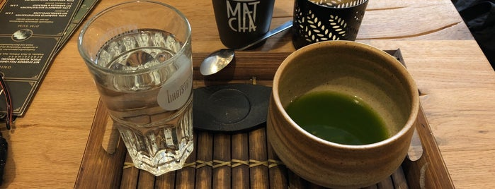 Oh! Matcha is one of J's Liked Places.
