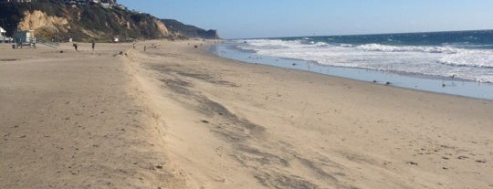 Zuma Beach is one of T+L's Guide to Los Angeles' Greatest Hits.