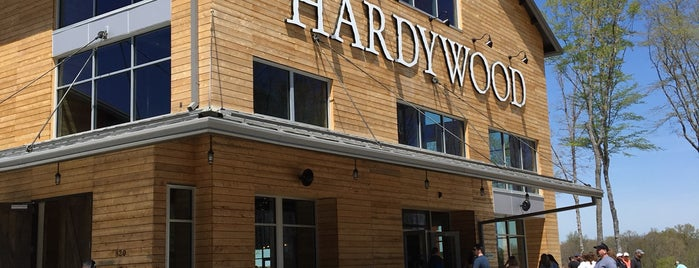 Hardywood West Creek is one of NY Jets Training Camp in Richmond.