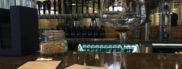 Tasting Room &Taphouse at vMount Ida Reserve is one of Priority date places.