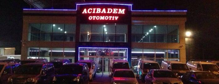 Acıbadem Otomotiv is one of Tavsiyeler Comments.