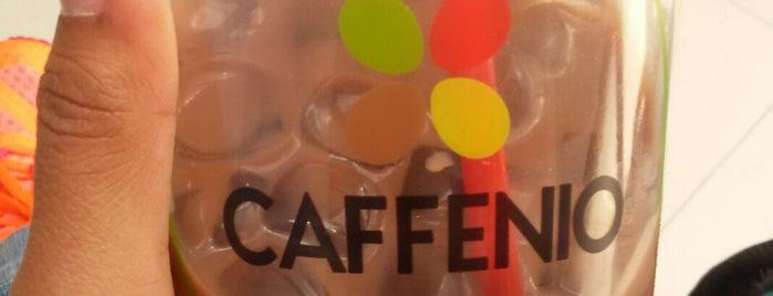 CAFFENIO is one of Fernando 님이 좋아한 장소.