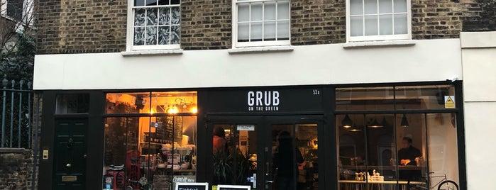 Grub On The Green is one of สถานที่ที่ Paul ถูกใจ.