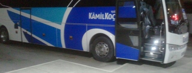 Afyon Kamil Koç is one of Mehmetさんのお気に入りスポット.