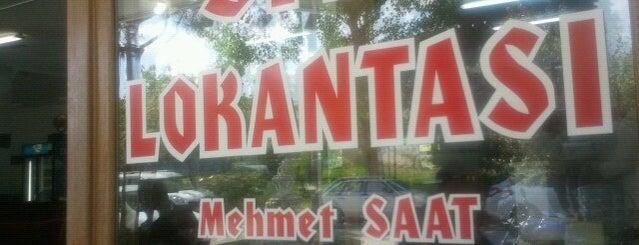 Site Lokantası is one of สถานที่ที่บันทึกไว้ของ Emre.