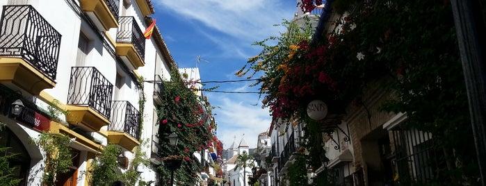 Casco Antiguo Marbella is one of Juan Manuel : понравившиеся места.