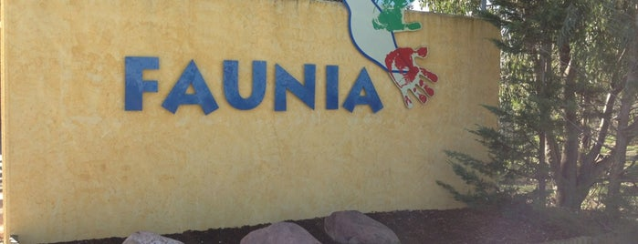 Faunia is one of Spain todo.