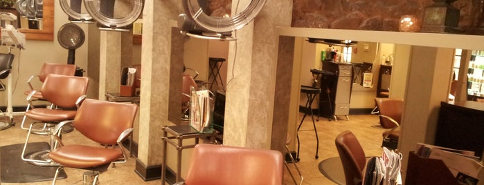 Mimosa Salon Spa is one of ATL.