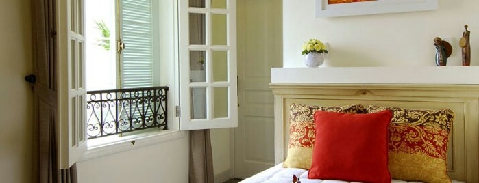 Ma Maison Boutique Hotel is one of Ho Chi Minh.
