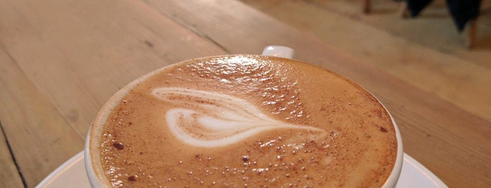 Bodhi Coffee is one of Philly 101.