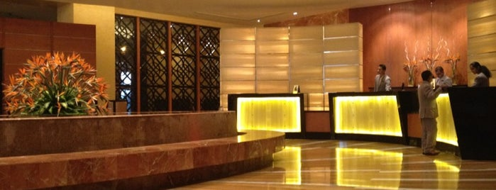 Vivanta by Taj - Surya, Coimbatore is one of Business trip hotels.