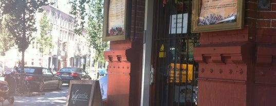 Renzo's Delicatessen is one of amsterdam.