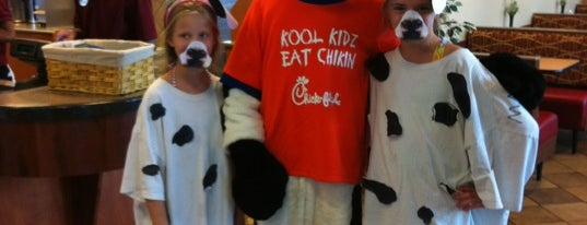 Chick-fil-A is one of Grahamさんのお気に入りスポット.