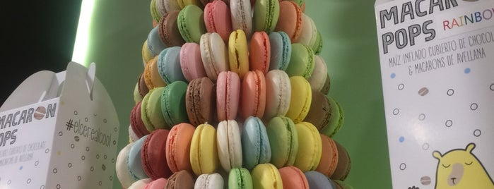 petit macaron is one of Being here.