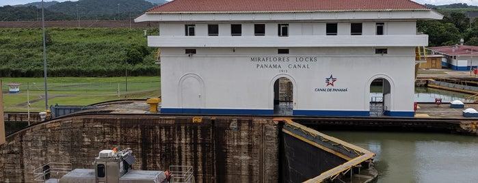 Atlantic & Pacific Co. is one of Panama.