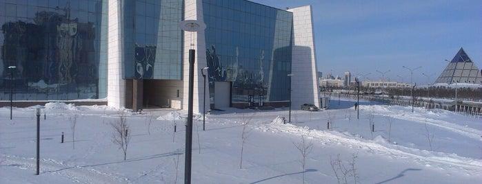 Қазақстан Республикасы Ұлттық музейі is one of Nur-Sultan.