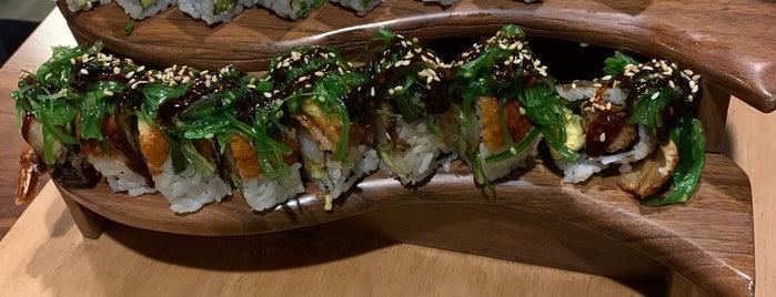 Kaen Sushi is one of Esen 님이 좋아한 장소.