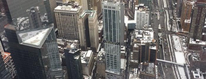 One World Trade Center is one of Orte, die Sirus gefallen.