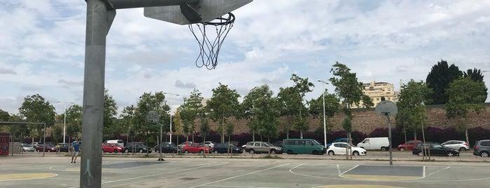 Streetball Spots