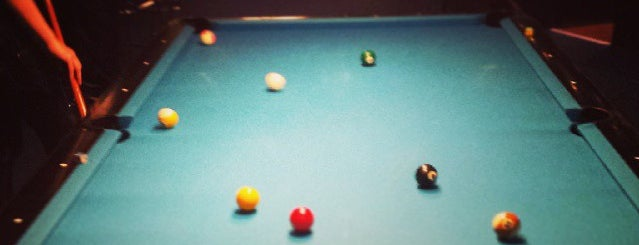 Mile End Snooker is one of London Faves.