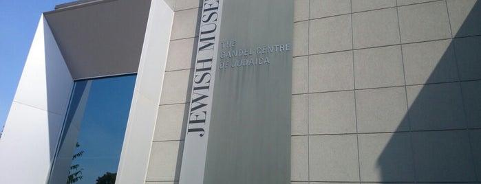 Jewish Museum of Australia is one of Gespeicherte Orte von Flor.