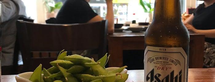 Tomo Sushi is one of Tempat yang Disimpan Michael.