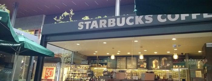 Starbucks is one of Miguel 님이 좋아한 장소.