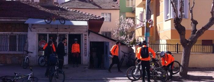 Esbike Bisiklet Atölyesi is one of Eskişehir.