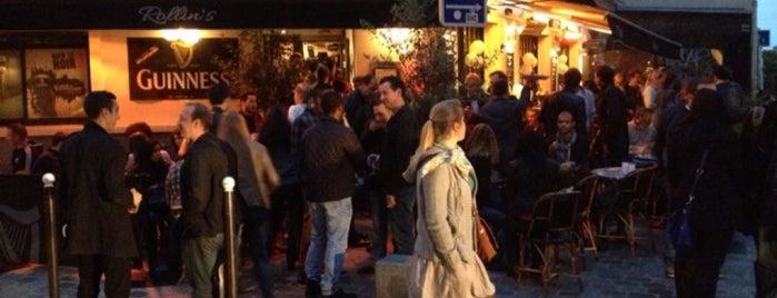Rollin's Pub is one of Lugares guardados de Stevi.