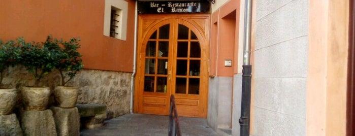 Restaurante El Rincón is one of สถานที่ที่บันทึกไว้ของ Lalo.