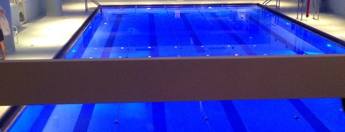 Amy's Pool is one of Pool Eats.