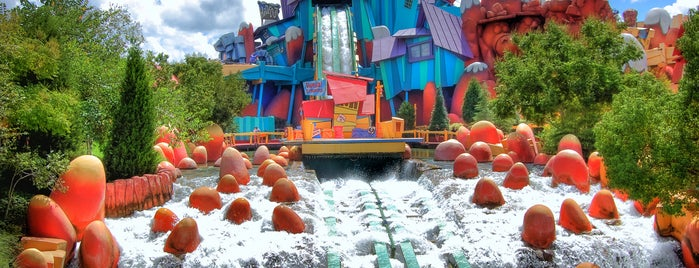 Universal Orlando Resort is one of Favourite Places to visit in Florida.