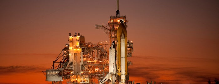 Kennedy space center is one of Favourite Places to visit in Florida.