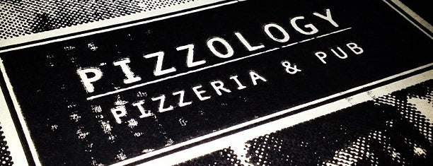 Pizzology Craft Pizza + Pub is one of Indy.