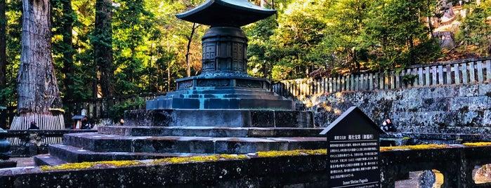 日光東照宮 将軍着座の間 is one of 観光地.