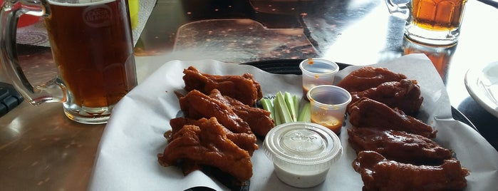 Wings Factory is one of Locais curtidos por Cecy.