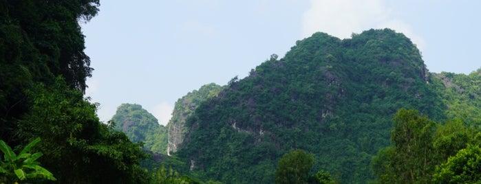 Thung Nham Nature Preserve is one of Ninh Binh.