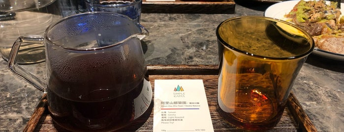 simple kaffa 2.0|興波咖啡 is one of Taiwan Coffee Map.